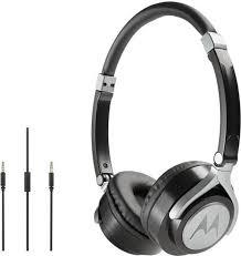 motorola headset. motorola pulse 2 headset with mic v