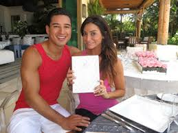 In just 3 days Mario Lopez and Courtney Mazza are scheduled to walk down the