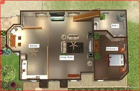 cool beach house plans small 0 floor charming ideas 13