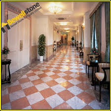 Paint Color For Dining Room With Dark Red Marble FloorsRed Marble Floors