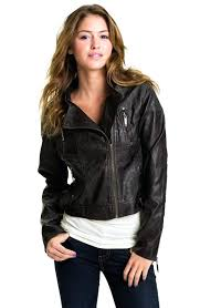 faux leather jacket juniors weathered faux leather quilted jacket juniors j2 faux leather er jacket juniors