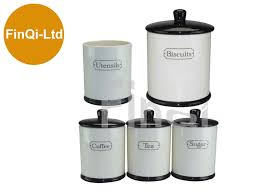 French Canisters Kitchen Kitchen Trendy French Canisters Mediterranean Kitchen Canisters