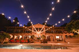 widely used hanging outdoor lights for a party regarding market lights party globe