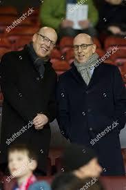 Manchester United board members Avi Glazer left Editorial Stock Photo -  Stock Image   Shutterstock