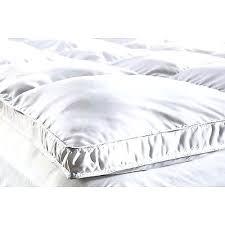 twin size mattress. Interesting Twin Fieldcrest Mattress Pad Topper Down Alternative  New Twin Size For Twin Size Mattress