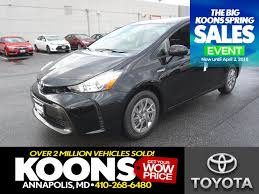 New Toyota Specials in Annapolis, Maryland