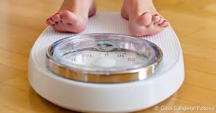 Gewichtsverlust stress