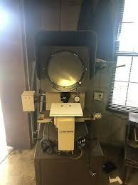Mitutoyo Optical Comparator Overlay Charts Mitutoyo Ph 350 Optical Comparator Profile Projector