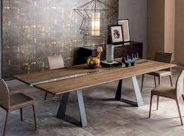 modern italian dining room furniture. Gotham Italian Dining Table By Cattelan Italia (Canaletto Walnut) · Modern Room Furniture D