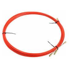 <b>Протяжка кабельная</b> 5м (мини УЗК в <b>бухте</b>), стеклопруток, d=3 ...