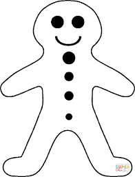Small Picture Gingerbread Boy coloring page Free Printable Coloring Pages