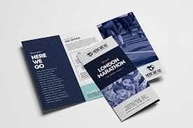 15 Free Tri Fold Brochure Templates In Psd Vector Brandpacks