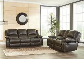 slayton mocha reclining sofa loveseat