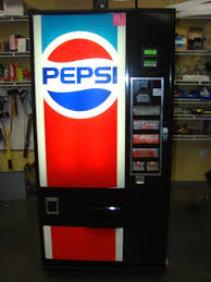 Pepsi Vending Machine Price