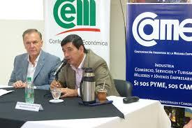 José Bereciartúa Gerardo Díaz Beltrán CAME