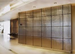 wall tiles for office. banker wire formed mesh wall tiles for the ibi group office i