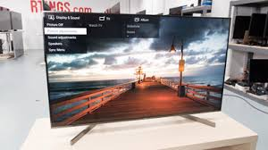 Best Mid-Range 55 inch TV: Sony XBR55X900F The 7 4k TVs - February 2019: Reviews RTINGS.com