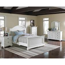 Addison White Bedroom Set (Choose Size) - Sam's Club