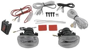 driving mini light kit halogen watt square x  next