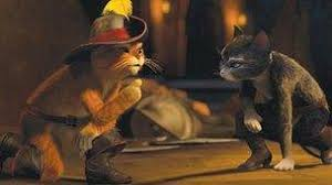 Puss In Boots Keeps Us Box Office Chart Crown Bbc News