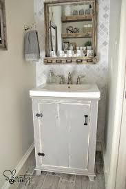 shabby chic bathroom vanity unit vanities
