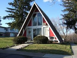 Prefab A Frame House What Did American Homes Look Like From 1930 To 1965