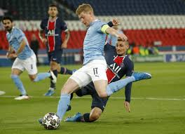 Man City defeats PSG with 2-1 comeback in Champions League semis