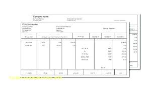 Fake Pay Stub Template Free Cool How To Make A Step 3 Of Print Stubs