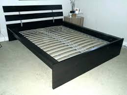 Ikea Slats Queen Queen Bed Frame Photo 2 Of 3 Low Slats Double Ikea ...
