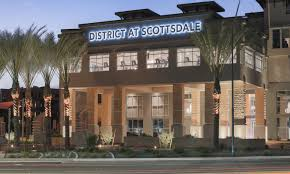 Scottsdale Az Apartments For Rent The District At Scottsdale