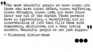 Beautiful People Quote Best of Most Beautiful People Best Quotes About Strength