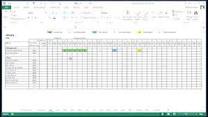 Attendance Tracker Spreadsheet Free Attendance Tracker Templates Employee Student Meeting