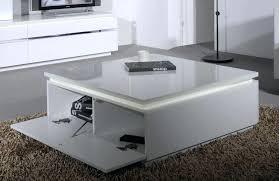 logan coffee table coffee white high gloss coffee table with storage lights fads for logan coffee