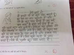 violet essays standard th the child certainly needs some help the languages predictably more in hindi than in english at the same time it is the hindi essay on my dear