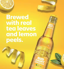 Bud Light Lemon Tea Ingredients Budlight Del Papa Distributing Company