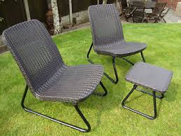 comfortable garden furniture. image is loading keterriogardenpatiotableandchairset comfortable garden furniture t
