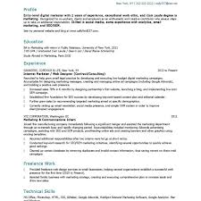 entry level marketing resumes social marketing resume ideas marketing  manager resume summary