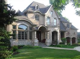 Ivory Brick and Stone Exterior