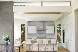 caesarstone frosty carrina kitchen contemporary with stone and countertop professionals