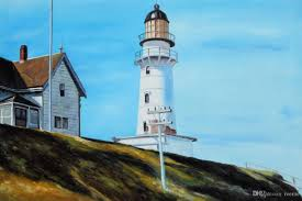 edward hopper decoration oil painting light at two lights famous artist reion edward hopper paintings with 121 32 piece on reeme s