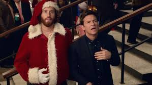 'Office Christmas Party' promised lots of holiday-season raunch  Peter  Travers on why this D.O.A. comedy is like finding s--t in your Xmas  stocking.