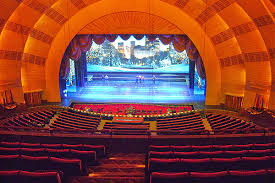 Detailed Seating Chart Of Radio City Music Hall Radio City Christmas Spectacular Tickets 13th December