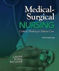 Medical-Surgical Nursing: Critical Thinking in Patient Care by Priscilla  LeMone