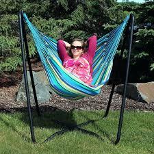 Outdoor Hammock Swing Bed Best With Stand. Buy Hammock Chair Australia  Outdoor Canopy Swing Tan Seats . Mainstays Outdoor Swing Hammock Hanging  Chair Buy ...
