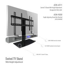 Tv stand and mount Shelf Universal Tv Stand Kit With Universal Tv Stand And Soundbar Mount Av Expresscom Av Express Universal Tv Stand Kit With Universal Tv Stand And Soundbar Mount