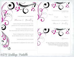 Beautiful Wedding Reception Invitations Templates Or Free Wedding