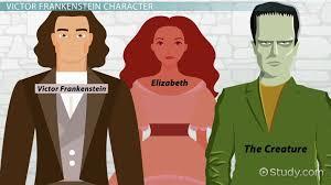 Frankenstein Character Chart Victor Frankenstein Character Traits Analysis