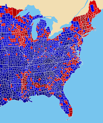 2016 us primaries & results interactive map & leaderboard Final Election Results Map Final Election Results Map #24 final election results map 2016