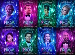 The Prom': Ryan Murphy's Netflix Movie Gets Character Posters!! Check It  Out!! | Welcome to Moviz Ark!