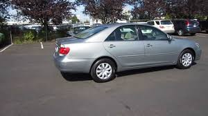 2006 Toyota Camry, Silver - STOCK# 731028 - YouTube